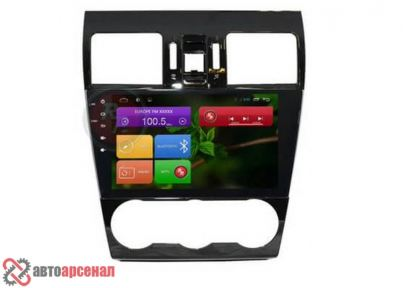 Штатная магнитола RedPower 31362 IPS Subaru Forester, XV Android